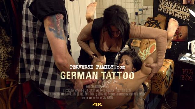 ドイツの入れ墨