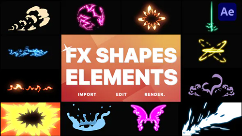 Elements Pack 10 | After Effects 32324162 - Project & Script (Videohive)