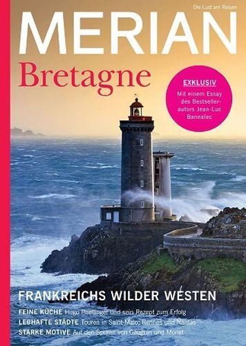 Cover: Merian Magazin Die Lust am Reisen No 09 2021