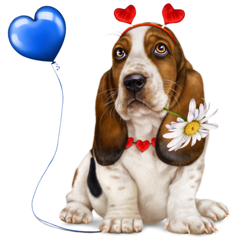 lonely-heart-basset-hound-6.png