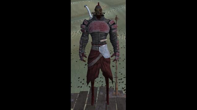 New faction - Fallen hive / Павший Улей (RU)