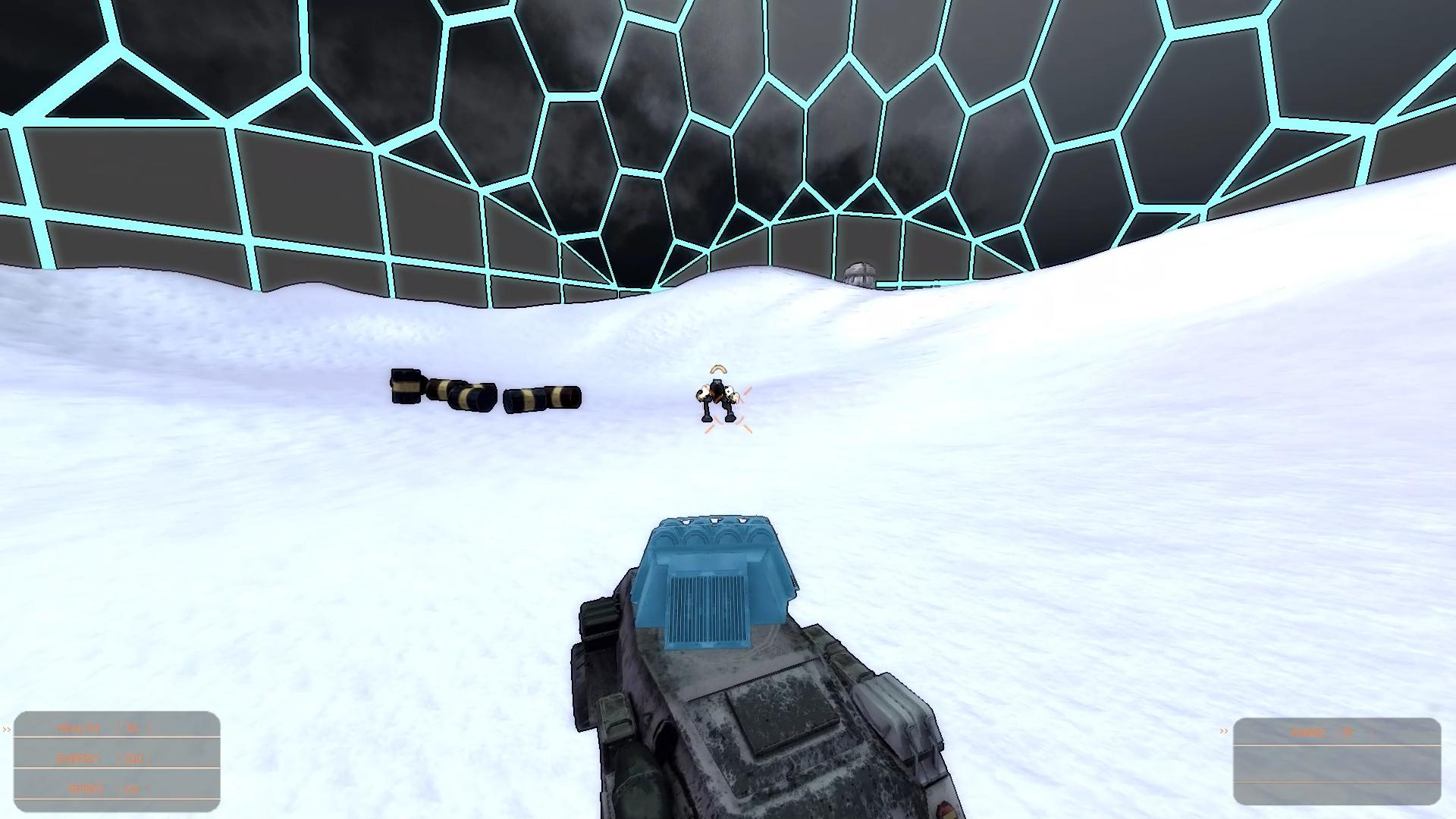 Capturas de pantalla del videojuego Surrogate