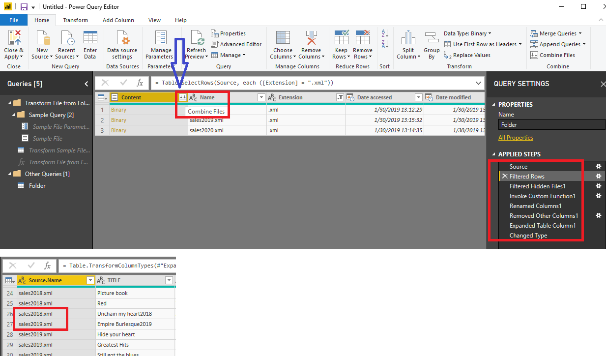 Importing-data-from-multiple-XML-files