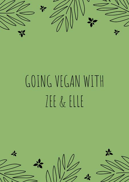 Going-Vegan-With-Zee-Elle