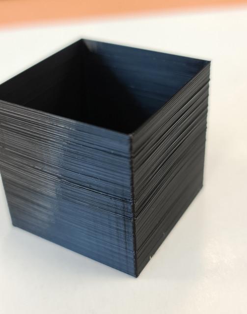 Cube nach dem Wechsel