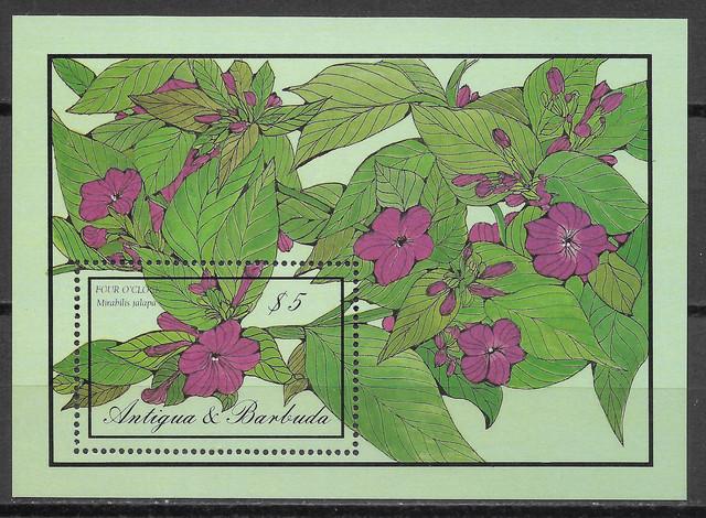 Blumen Antigua 967