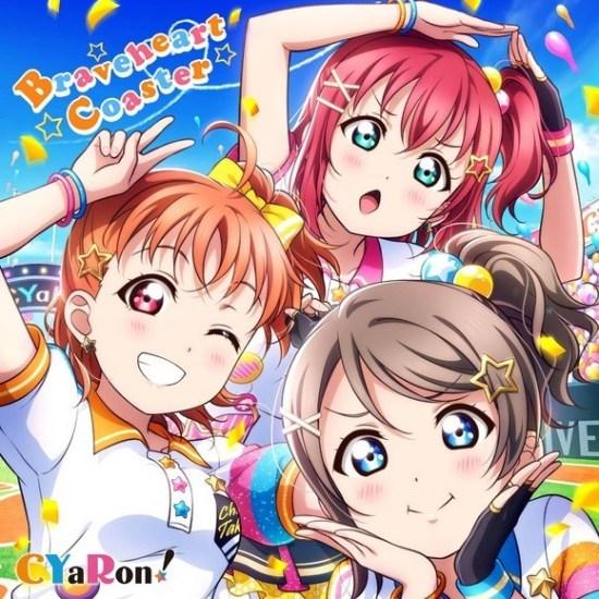 [Single] Love Live! Sunshine!! – Braveheart Coaster