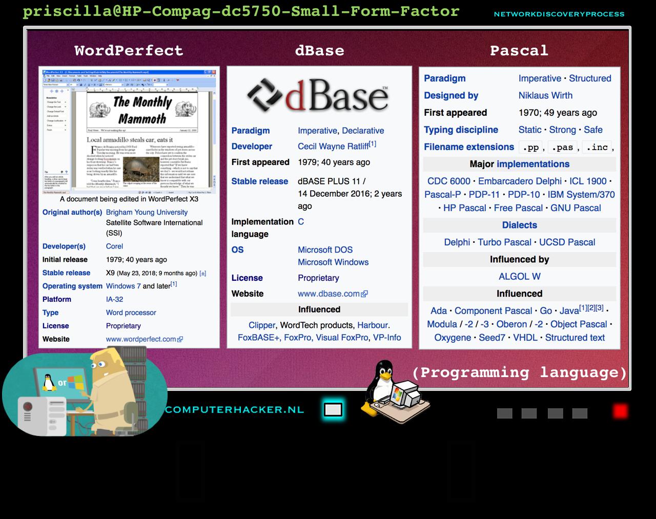 ubuntu/linux or gnu/linux if linux vs windows = 1  white hat