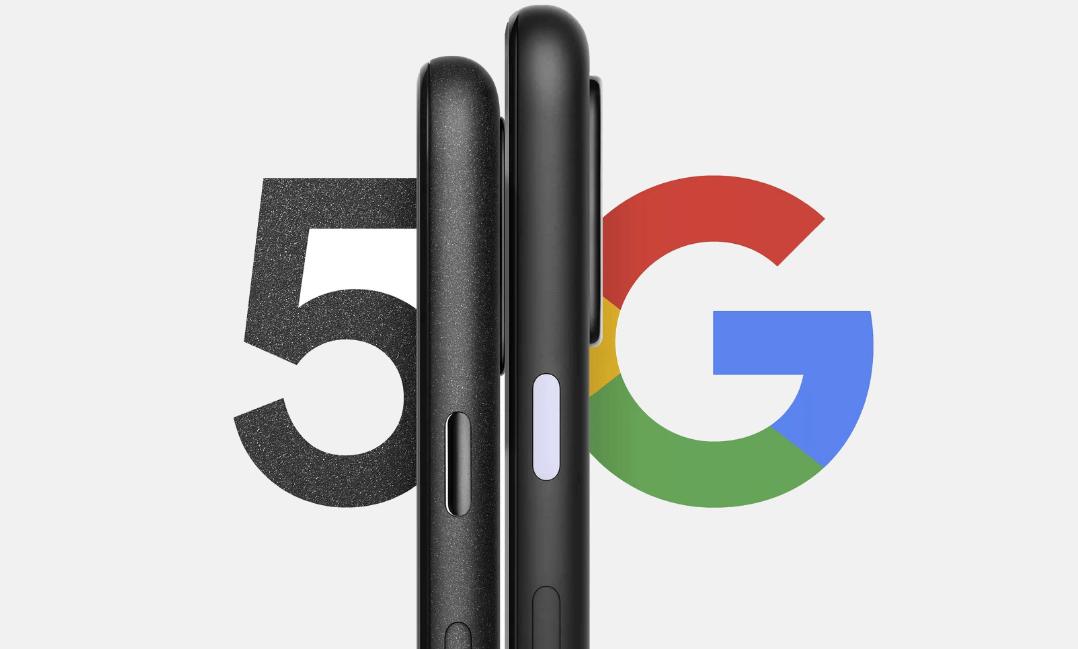 Google presenta i suoi primi telefoni 5G da 499 dollari.