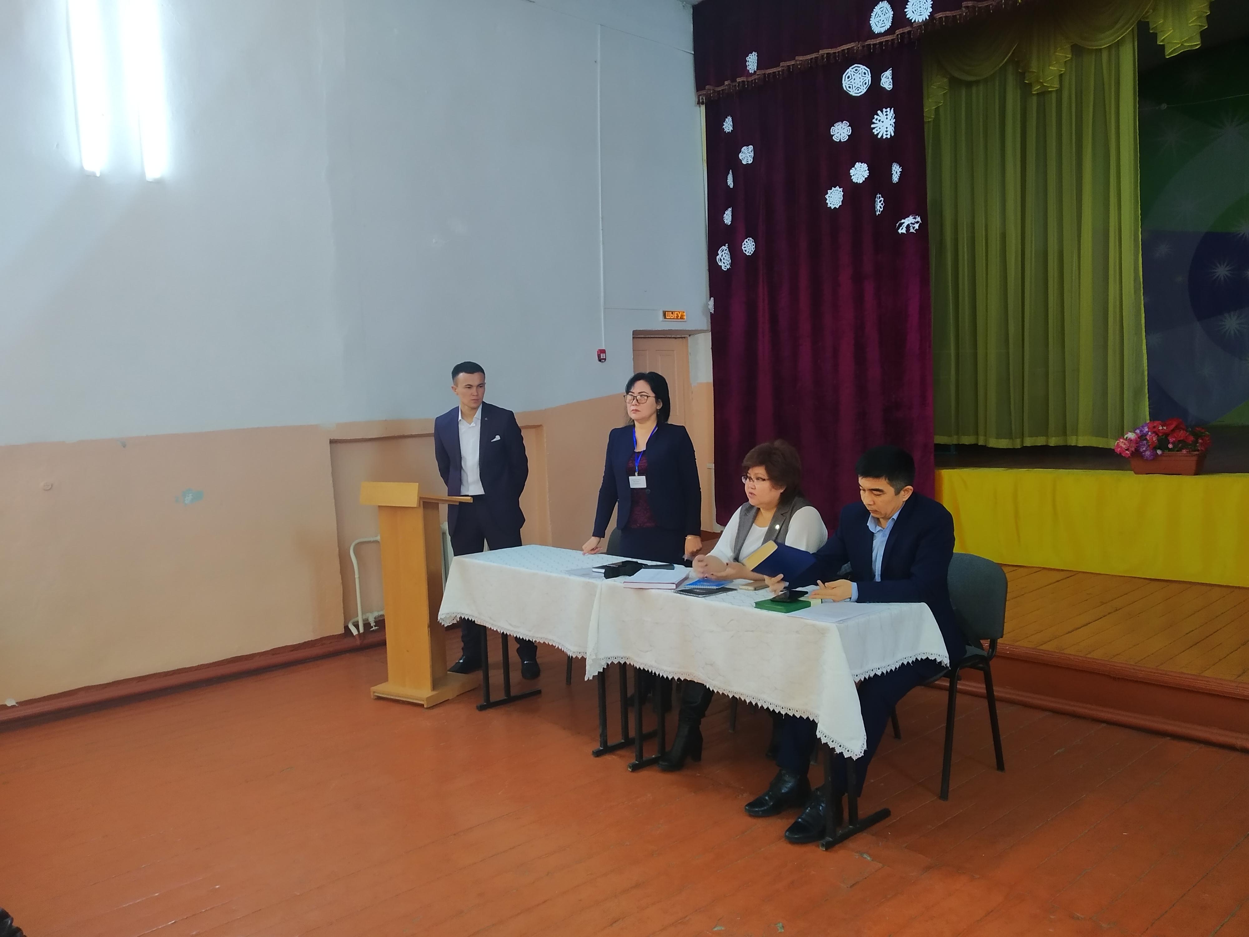 Отчетно- перевыборное профсоюзное собрание