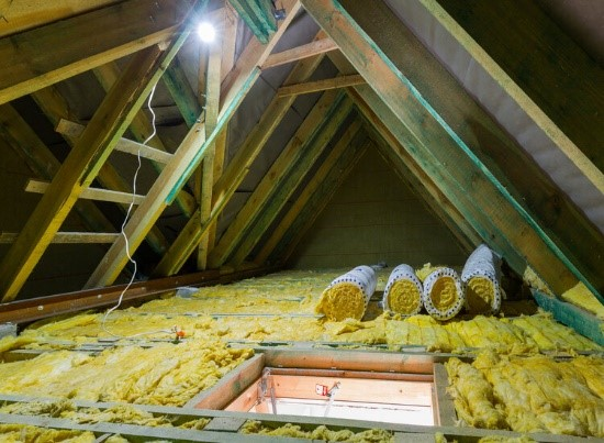 3-Popular-Kinds-of-Attic-Insulations-in-Old-Houses