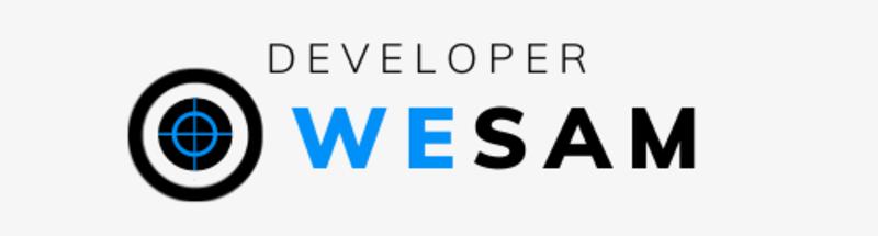 wesam developerمدونة للمطورين