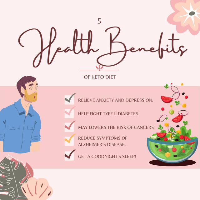 5-Health-Benefits-of-Keto-Diet
