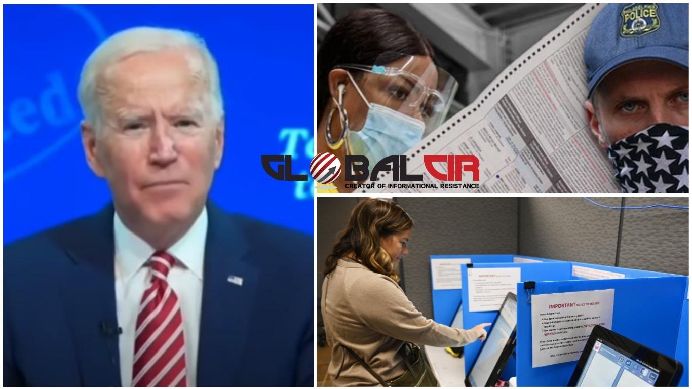"""(VIDEO) SVI SE VRAĆAJU NA 'ZABRANJENI' VIDEO U KOJEM BAJDEN NAJAVLJUJE IZBORNE PREVARE: """"Sastavili smo, mislim, najopsežniju i najobuhvatniju organizaciju za izborne prevare u historiji američke politike"""""""