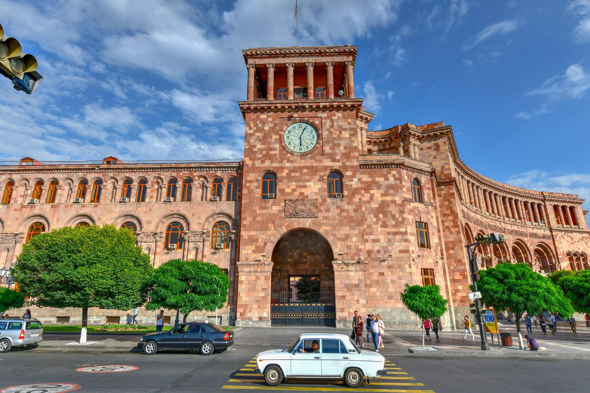 Armenia Travel Guide Language