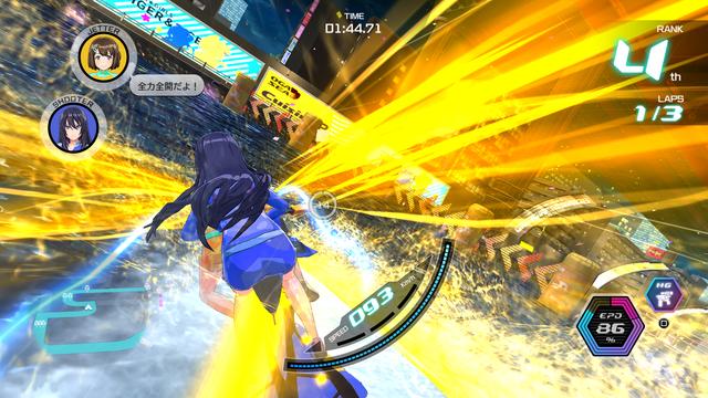 PlayStation®4『神田川JET GIRLS』今日發售! 可操控角色追加DLC也同步上市!  15