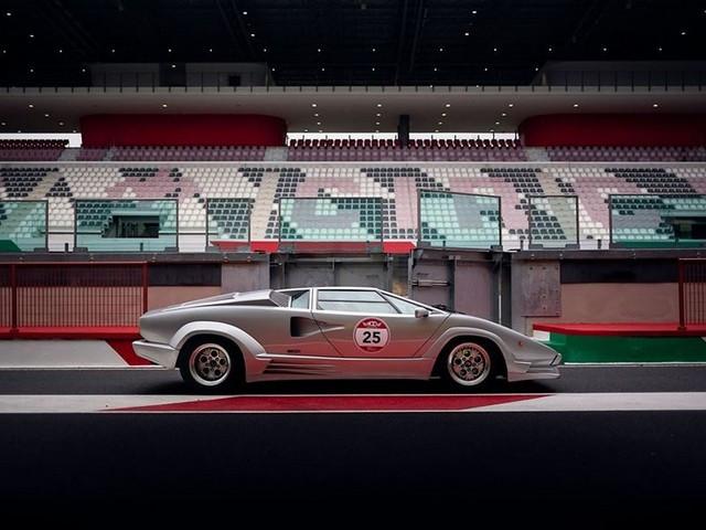 Lamborghini à Modena 100 Ore 2020 570773