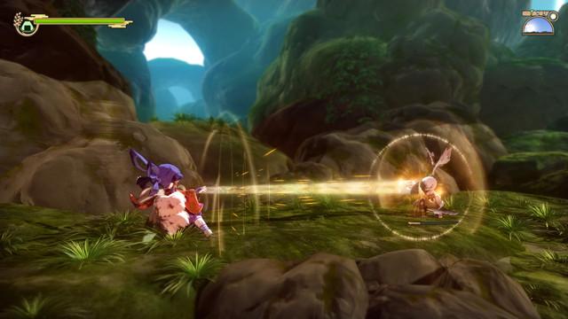 米就是力量!種稻就能變強的和風動作RPG登場! Nintendo Switch™/PlayStation4『天穗之咲稻姬』今日發售! 002-Hagoromo-Battle-00