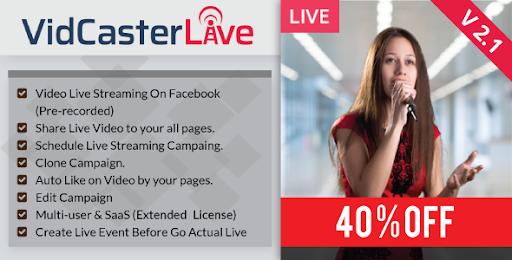 VidCaster Live
