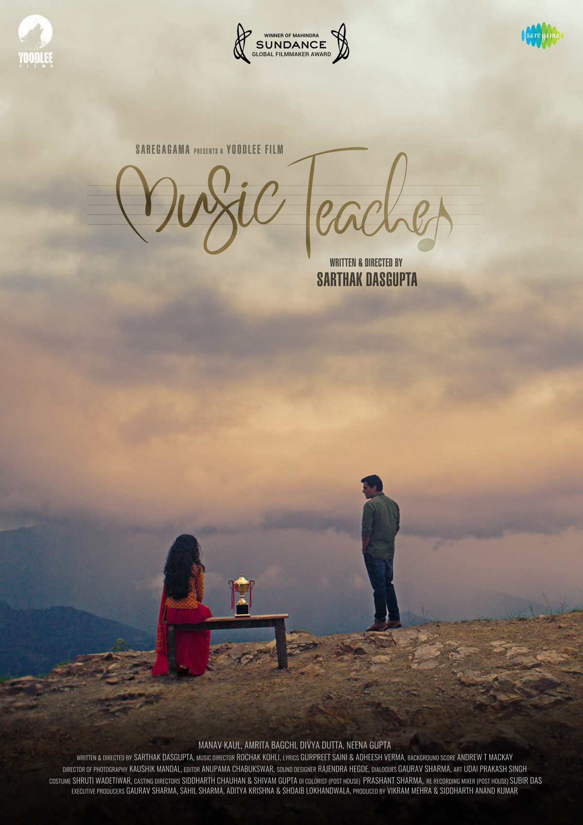 Music Teacher (2019) Hindi Movie 720p