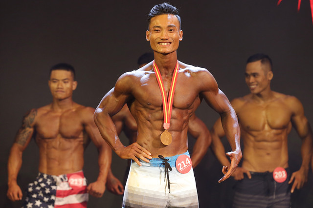 Muscle Contest