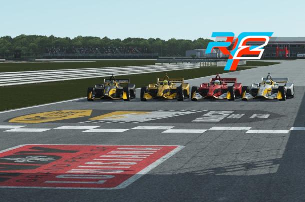 Анонсирован чемпионат VRC Indycar 2021
