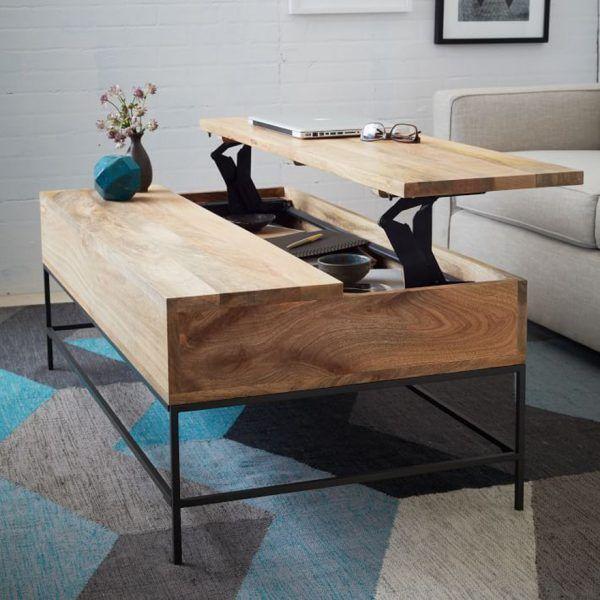 Meja Ruang Tamu Multifungsi