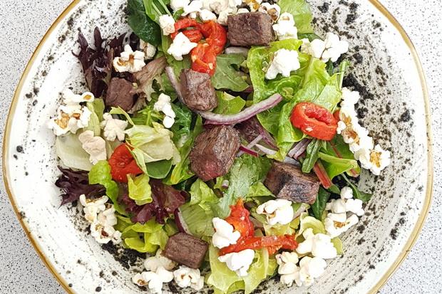 Beef-Striploin-Salad