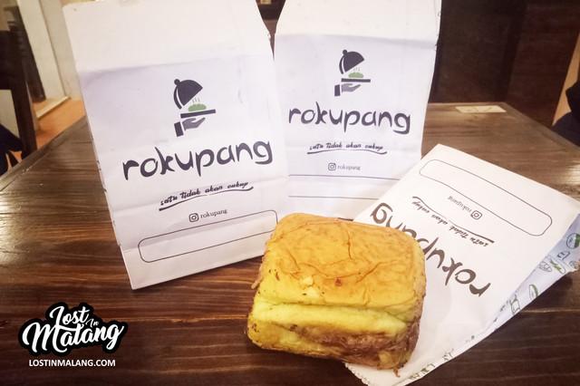 Rokupang Malang, Mencicipi Kenikmatan Roti Kukus Panggang Yang Paling Hits