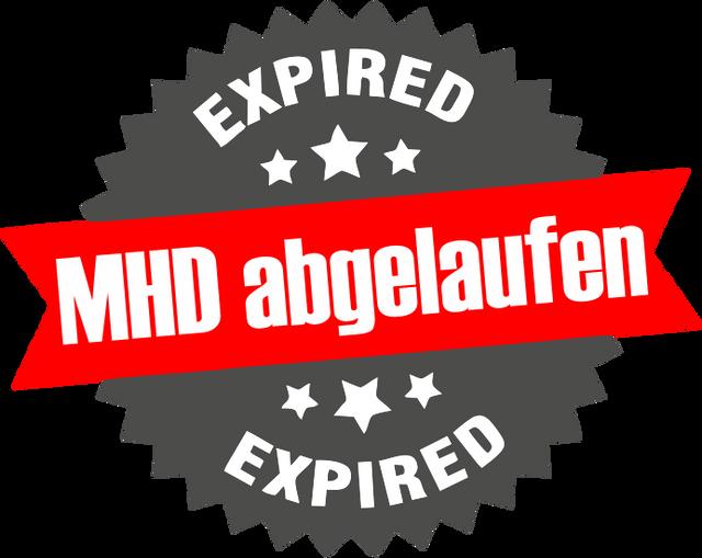 MHD-abgelaufen