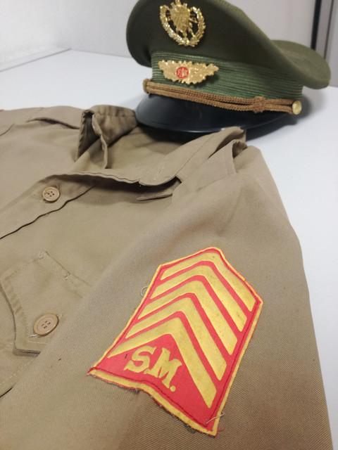 Sargento mayor de Companìa uniform IMG-20190117-081036