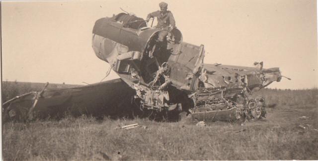 Foto-Technik-abgest-rztes-russ-Flugzeug-3