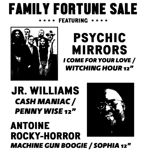 Family Fortune Sale