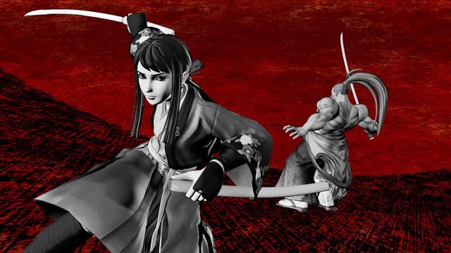 劍戟對戰格鬥遊戲《SAMURAI SHODOWN》季票3 DLC角色第2彈「高嶺 響」4月28日正式上線! SS09