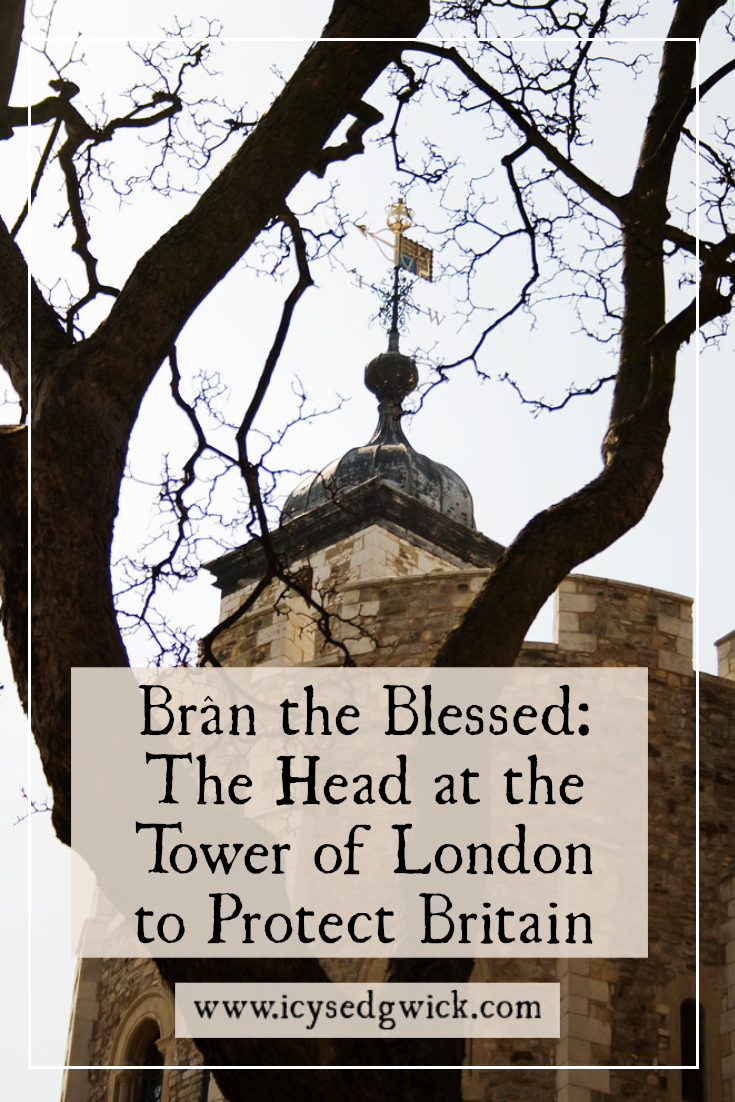 Brân the Blessed was believed to have gifted his head to protect Britain from invasion. Click to learn more about this heroic giant.