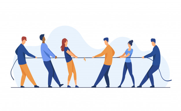 people-pulling-opposite-ends-rope-flat-illustration-74855-5286