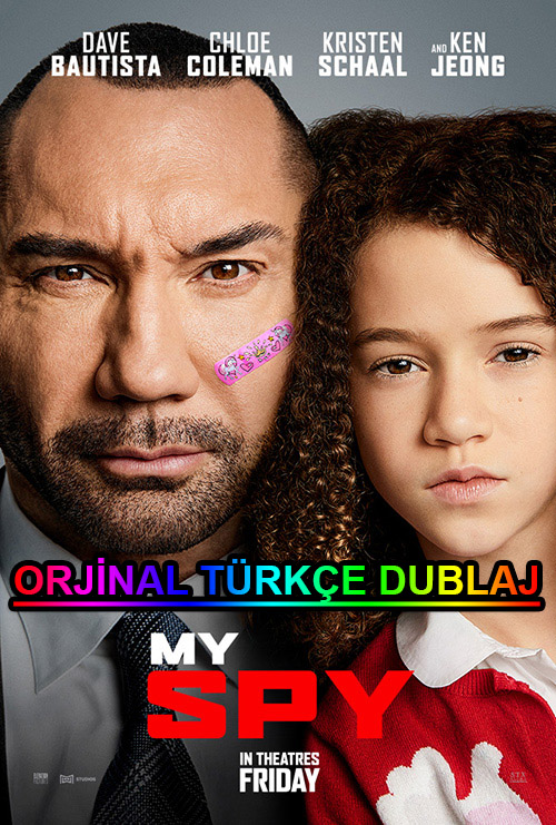 My Spy | 2020 | BDRip | XviD | Türkçe Dublaj | m720p - m1080p | BluRay | Dual | TR-EN | Tek Link