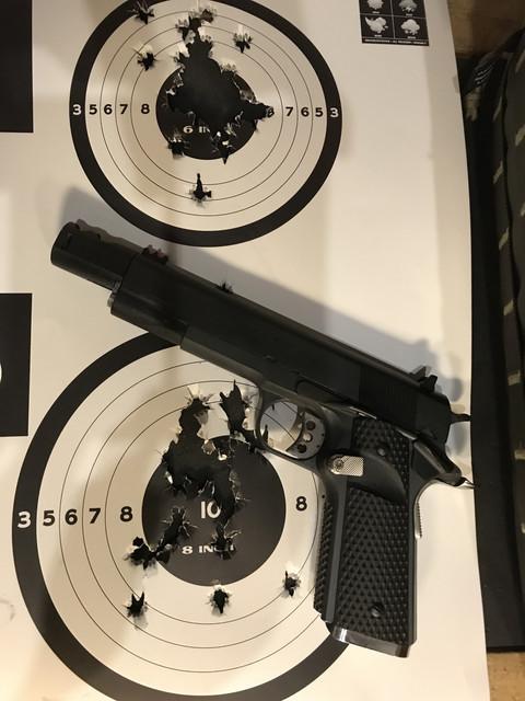 1911-Shooting