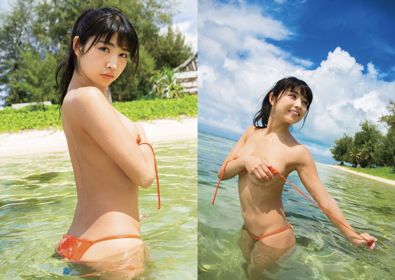 『Rinaism 永井里菜 写真集』Nagai-Rina-005