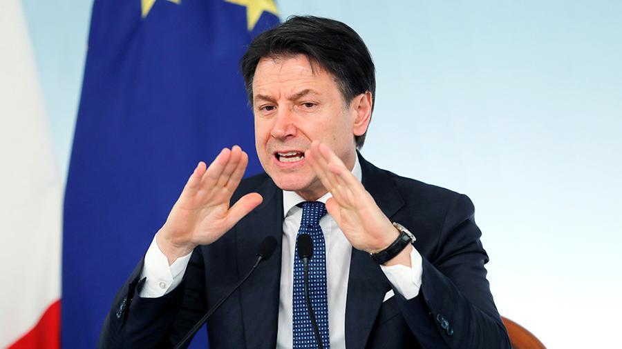 Италия не стала подписывать итоговый документ саммита ЕС
