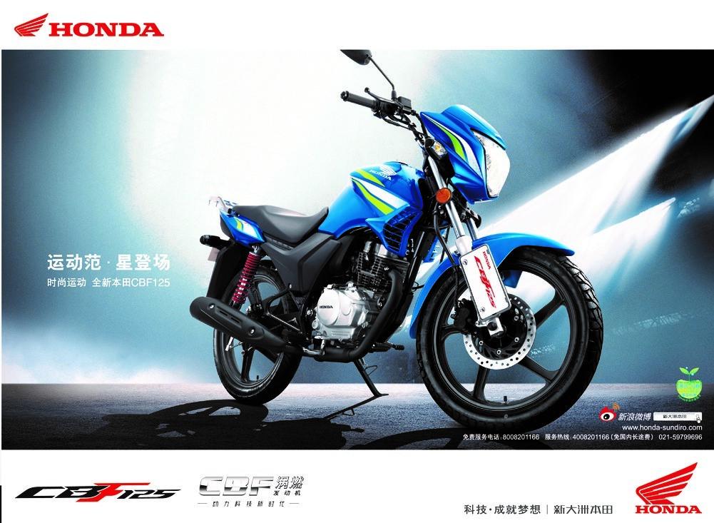 2019 Honda 125