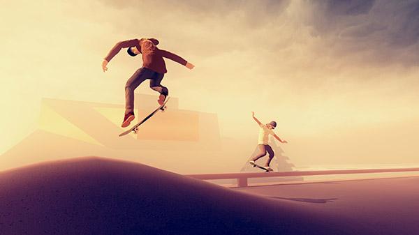 滑板之城即將登陸PS4,Xbox One,Switch和PC Skate-City-02-09-21