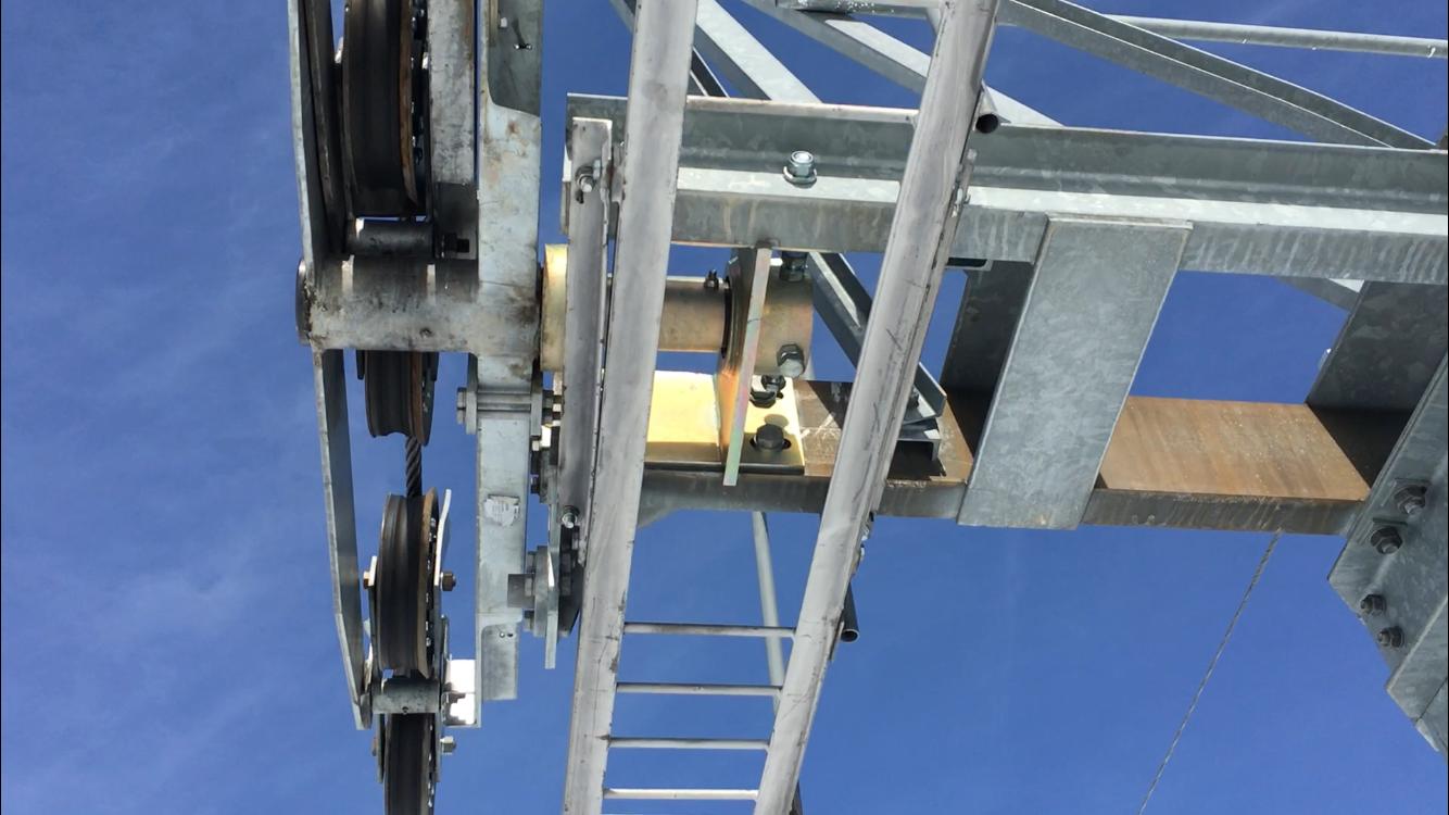 Télésiège fixe biplace (TSF2) Duez - Le Bâté IMG-3459
