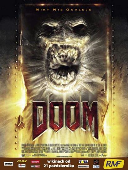 Doom (2005) PL.BRRip.XviD-GR4PE | Lektor PL