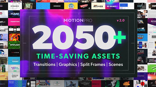 Motion Pro | All-In-One Premiere Kit v2.0 26504964 - Premiere Pro Templates (Videohive)