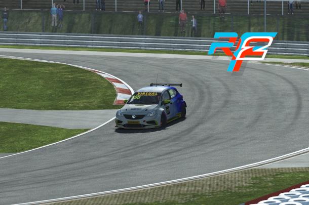 VRC VTCC 2020 - Round 3 - Nurburgring