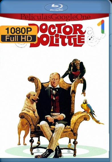 Doctor Dolittle (1967) HD [1080p] Latino [GoogleDrive] | Omar |