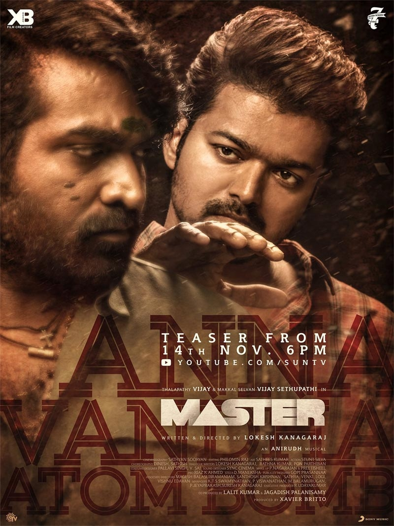 Master (2021) Tamil 480p Pre-DVDRip x264 AAC 400MB Download