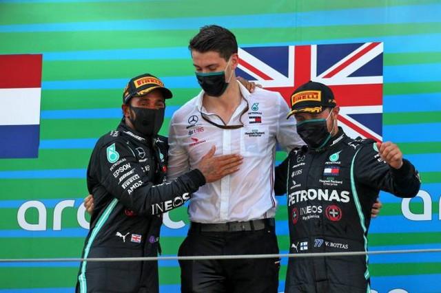 F1 GP d'Espagne 2020 : Victoire Lewis Hamilton (Mercedes) 1051496