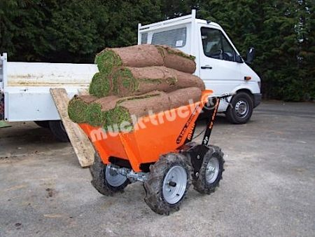 Powered-Wheelbarrow